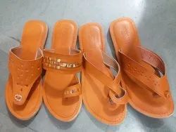 Morden Flats & Sandals Leather Footwear