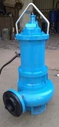 Indo Force 10 HP Submersible Sewage Pump, 2500 Lpm