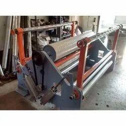Fabric Slitting Rewinder Machine