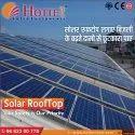 Hotter 3 KV Solar Rooftop System