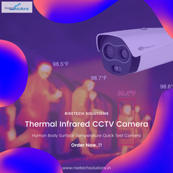 Thermal Infrared CCTV Camera