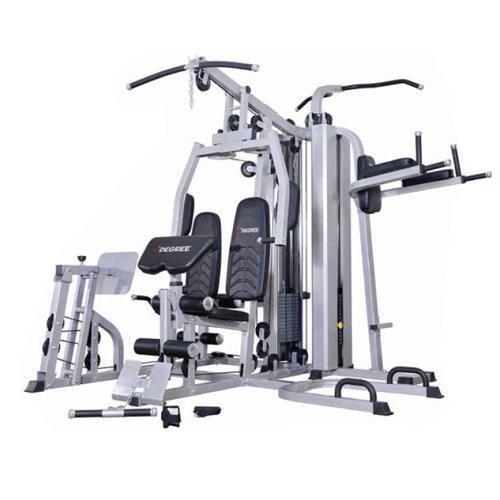 hurricane six station home gym sai kripa fitness rh indiamart com multi home gym marcy multi home gym marcy bruce lee