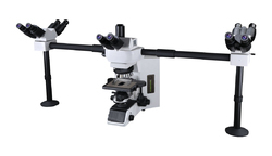PENTA  HEAD TEACHING MICROSCOPE