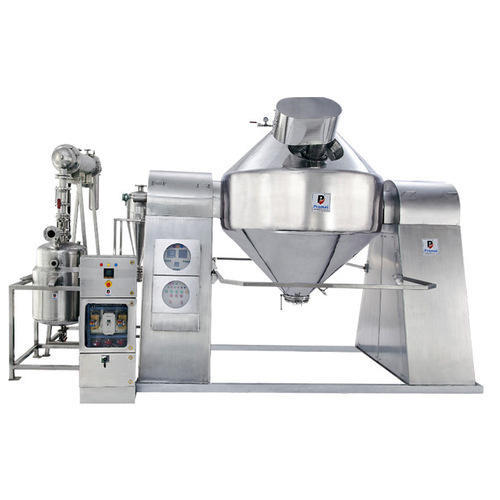 Rotary Double Cone Vacuum Dryer Agitated Vacuum Dryer