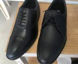 Zuxio Genuine Leather Lace Shoes
