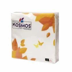 Kosmos Premium Quality 29x29cm Paper Napkins - 1 Ply 50 Pull