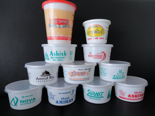 Plastic Containers - Plastic Rectangle Containers Manufacturer from