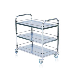Instrument Trolley ABS Shelves