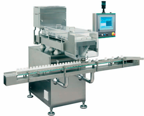 Automatic Tablet Counting And Filling Machine At Rs 850000