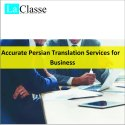 English To Persian Translation Services