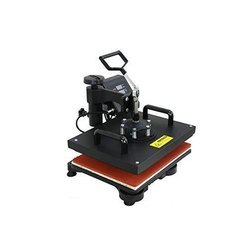 Polished Digital T Shirt Printing Machine, For Industrial