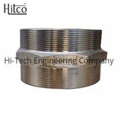 Hitco SS Hex Nipple
