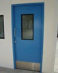 SS Scientific Door