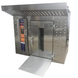 SS 22 Tray Rotary Rack Oven, Biscuit And Cakes