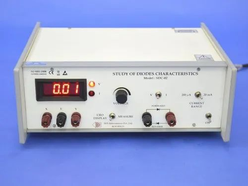 SES Electronics Diode Characteristics for Laboratory Experiment, SDC-02