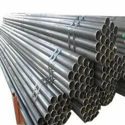 Mild Steel MS Pipe, Round, Size: 15 mm