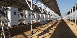 Solar Power Plant 1 Megawatt