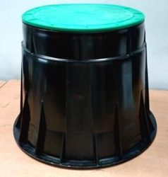Polymer Earth Pit (FRP Chamber)