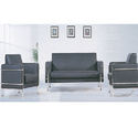 Five Seater Office Sofa Set