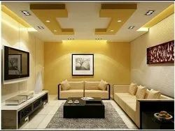 Bedroom Pop Ceiling Services At Rs 75 Square Feet Pop Ceiling