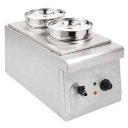 Hot Bain Marie with 2 Pan