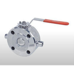 Jacketed Type Ball Valve