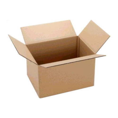 Corrugated Rectangular Box