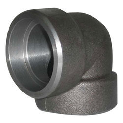 Mild Steel 90 Deg Socket Weld Elbow