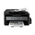 Black Inkjet Epson M200 Printer, Paper Size: A4