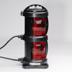 Marine Navigation Light Double Tier Deck Port CXH2-10P