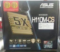 ASUS H110M-CS Motherboards