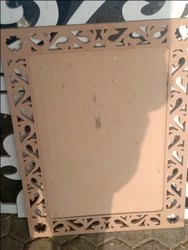 Wooden Frame Work