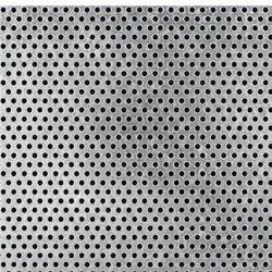 Galvanized SS Perforated Sheets