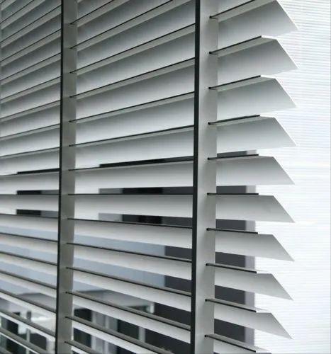 Schueco Aluminium Ventilation Louver