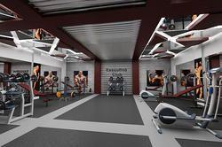 Gym Interior Works