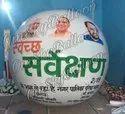 Sawachh Sarvekshan Balloon