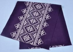 Table Runner with Gudi Print