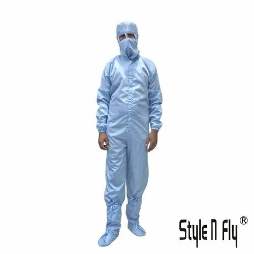 Clean Room Dress - Clean Room Antistatic/ESD Coverall Manufacturer