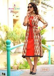 Designer Beautiful Party Wear Kurti