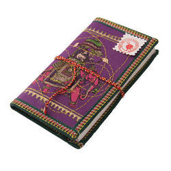 Handcrafted Notebook