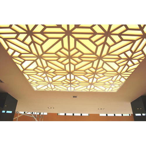 Mdf Jali Down Ceiling : Mdf ceiling integralbook