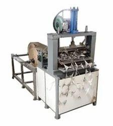 Three Die Paper Plate Making Machine