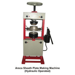 Areca Sheath Plate Making Machine