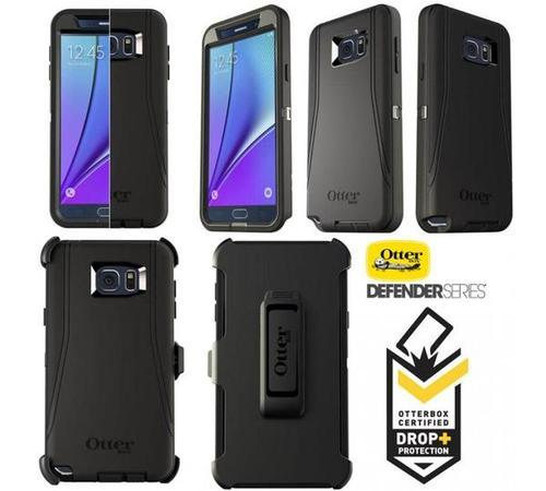 best loved 155b8 74ad6 Otterbox Defender Rugged Case For Samsung Galaxy Note 5
