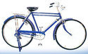 Philips Type Double Bar Bicycle