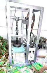 Single Die Buffer Paper Plate Machine