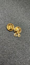 Butterfly Clutch Pin