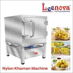 Leenova Nylon Khaman Machine
