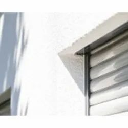 Aluminium Motorised Window Shutters