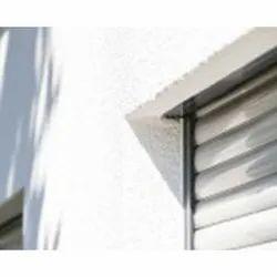 Aluminium Motorised Window Shutters